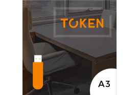 Token para certificados digitais do tipo A3