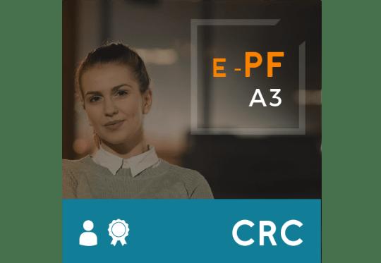 Certificado Digital para CONTADOR (e-PF A3) 3 anos